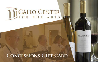 Concession Gift Card